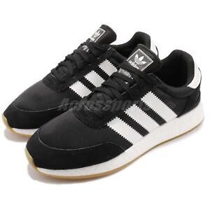 Adidas I 5923 Iniki Runner Nero bianca Gum esecuzione Uomo In esecuzione Gum scarpe   e36088