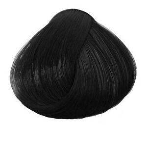 Ebony black hair dye