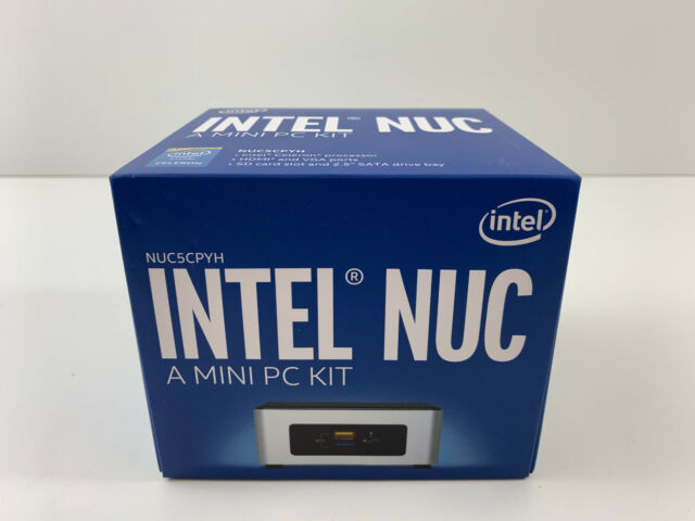 Intel NUC Kit NUC5CPYH Mini PC Kit Celeron #ab