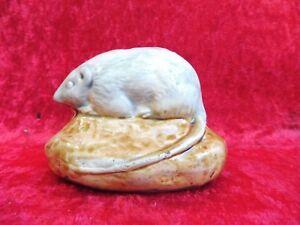 schone-alte-Spardose-Maus-franzosische-Fayence-um-1890-original