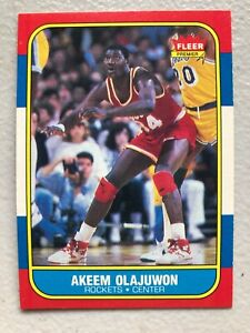 1986-1987 Fleer Basketball Set Near Complete 131/132 No Jordan, very sharp set
