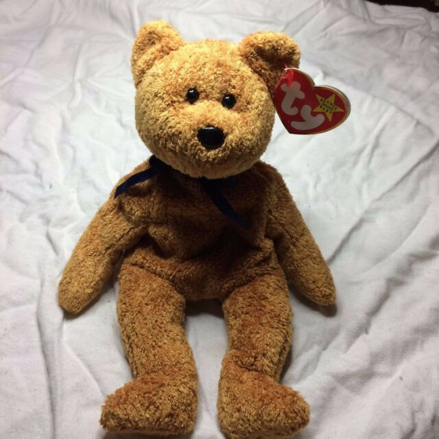 Ty Beanie Baby FUZZ *Very Rare Collector's Edition*