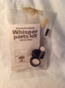 Radient Whisper Replacement Parts Kit Model100 & 200 Fish Tank/aquarium Pump Diaphragm Lustrous Pet Supplies