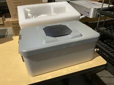 Aesculap Sterilization Container Jn744 185x 1125 X 8 With Jp015 Lid