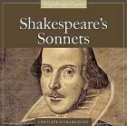 Shakespeare's Sonnets by William Shakespeare (CD-ROM, 2005)