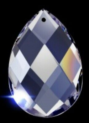38mm Asfour Pink Teardrop Chandelier Crystal Prisms Wholesale CCI