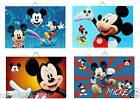 4 Cadres / Tableaux décoratifs chambre enfant mickey 01