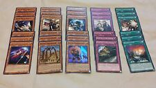 Yugioh Kozmo Core Deck 30 Cards Dark Dimension Yu-Gi-Oh! Free Booster Pack!