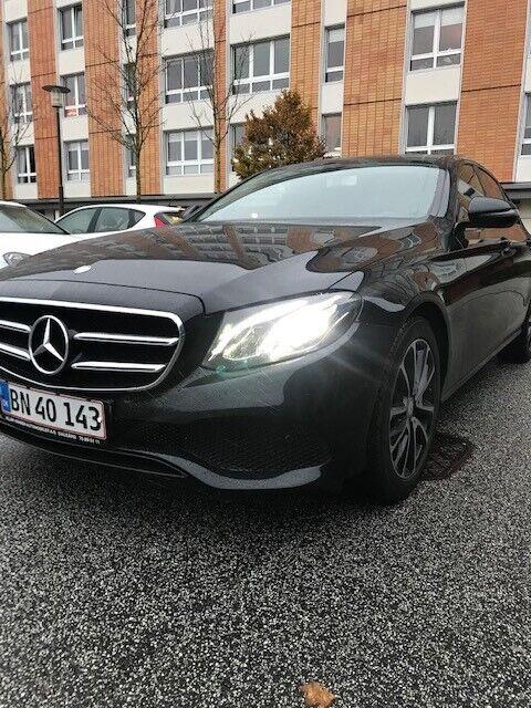 Mercedes E220 d, 2,0 Avantgarde aut., Diesel