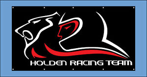 HSV-Holden-Racing-Team-Vinyl-Banner-Flag-Poster-Sign-1800x1000mm-Free-Delivery