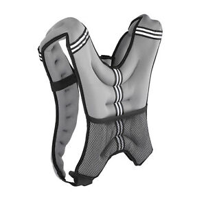 12-lb-Weighted-Vest-Adjustable-Weight-Training-Exercise-Boxing-Jacket-Clothing