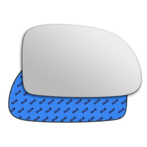 Right Hand Driver Side Mirror Glass for Daewoo Rezzo 2000-2008 0332RS