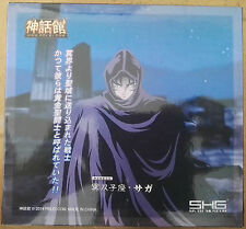 Saint Seiya Myth Cloth Ex Capa Saga Geminis Hades Cloak Folei