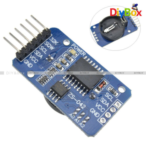 DS3231 ZS042 AT24C32 IIC Module Precision Real Time Clock Quare Memory Arduino