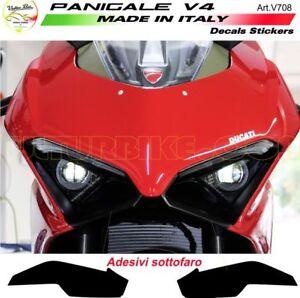 Aufkleber-untere-Frontverkleidung-fuer-Ducati-Panigale-V4