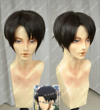 Shingeki no Kyojin Attack on Titan Eren Jäger Cosplay Wig