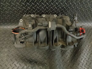 2004-VW-Golf-1-4-S-FSI-5DR-MK5-Collettore-di-aspirazione-con-sensore-MAP-amp-valvola-per-vuoto