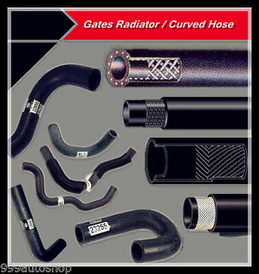 Gates Heater Hose FOR HILLMAN HUNTER 02-0918