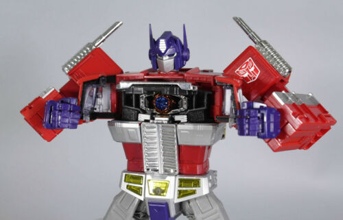 TAKARA TOMY Transformers Masterpiece MP-10 Optimus Prime Action Figure Japan Ver