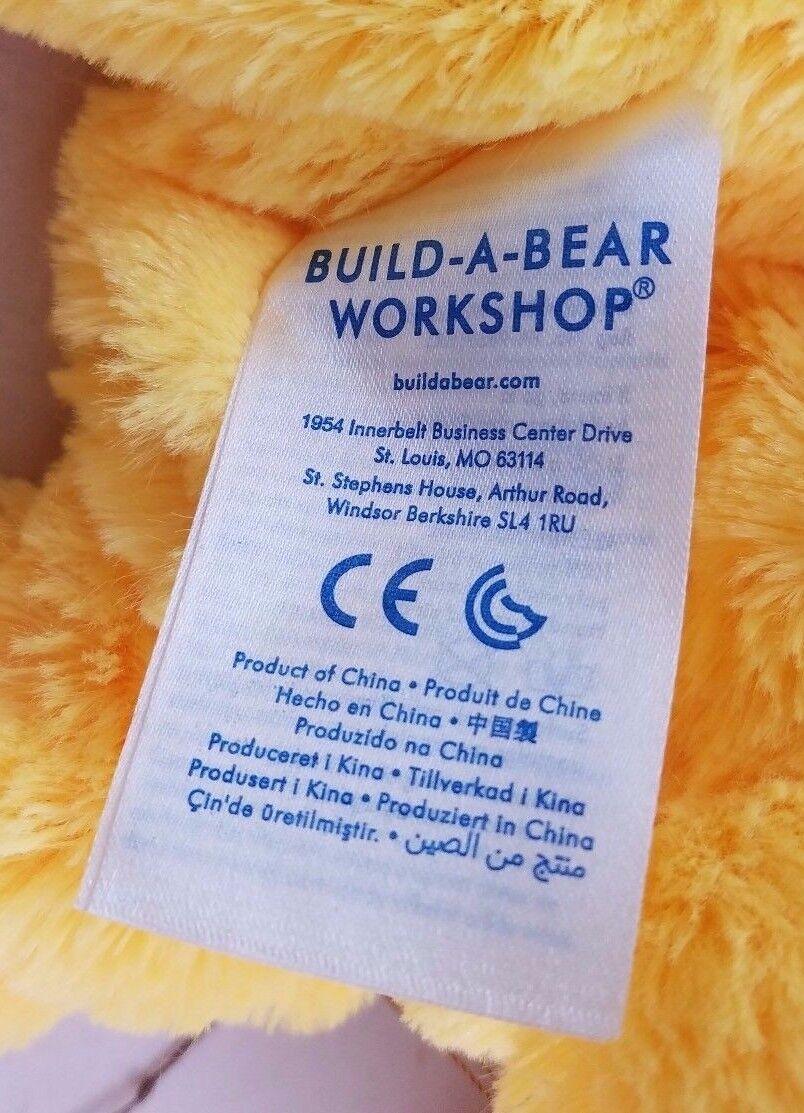 Nwt Fabriquez Fabriquez Fabriquez Votre Ours Funshine Ourson Care Bears Américain Vœux non Rembourré e52148
