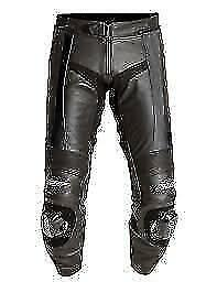 Men-Black-Motorcycle-Leather-Trouser-Sports-Motorbike-Racing-Leather-Pant-CE