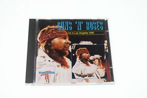 GUNS 'N' ROSES LIVE IN LOS ANGELES 1988 CD A11205