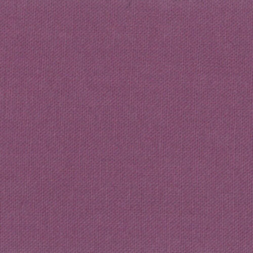 Sold Per 1//4 Metre Moda Fabric Bella Solids Plum Purple Quilting Fabric
