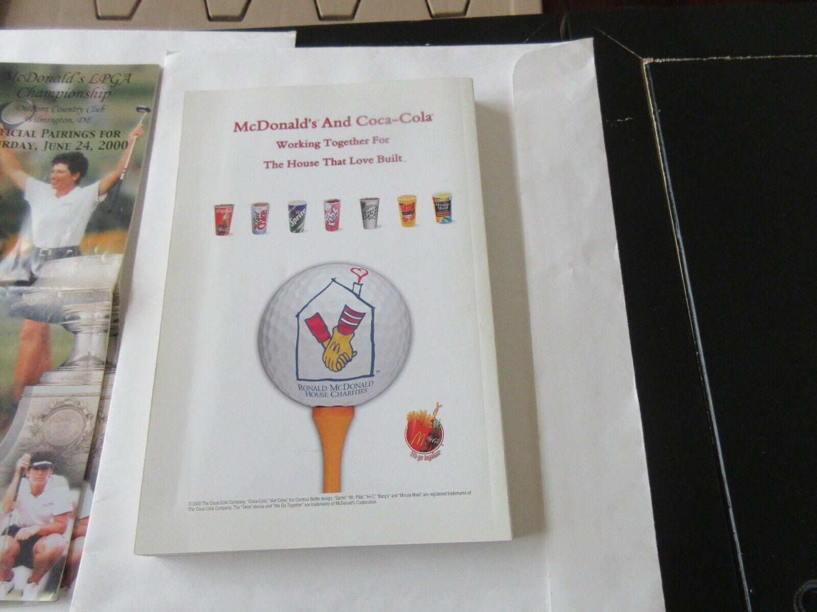 McDonald's LPGA Championship , June 19-25 , 2000 ,DuPon