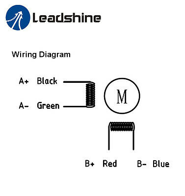 Leadshine Stepper Motor Wiring Diagram from i.ebayimg.com