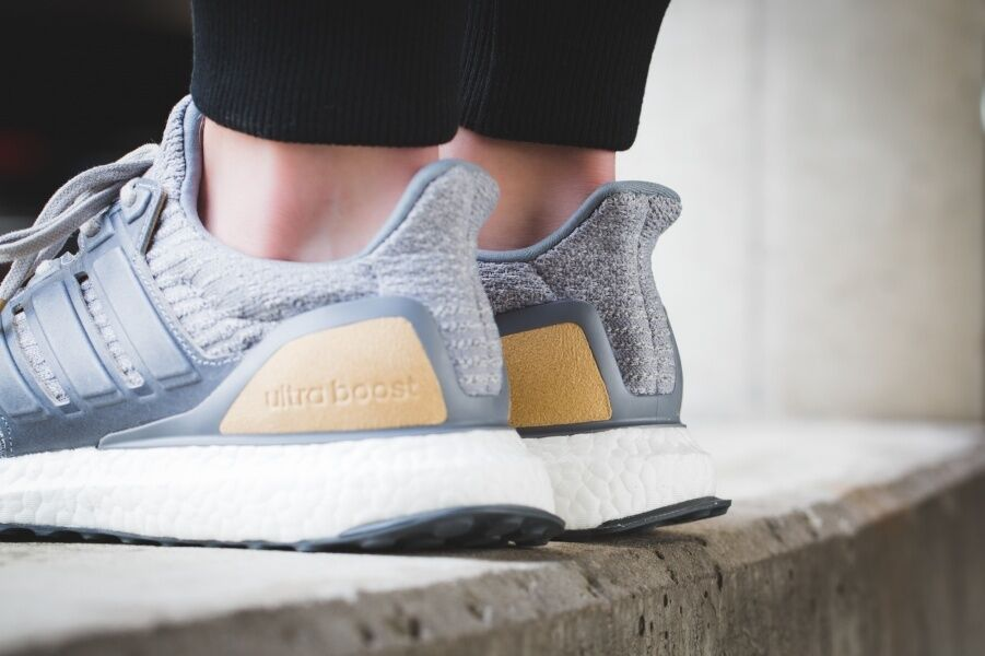 Adidas ultra impulso ltd cuoio gabbia grey tan dimensioni 13