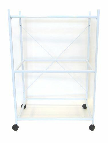 3 Shelf Stand for 2464 and 2474, bianca