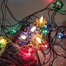 Vintage Christmas String Lights Italy, 1 Box