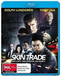 Skin-Trade-Blu-ray-2015-Brand-new-amp-sealed