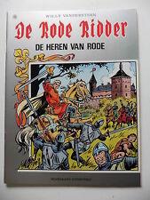 rode ridder 131  EERSTE Druk 1989