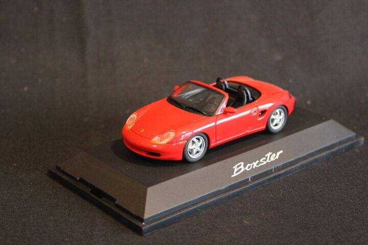 bienvenido a elegir Schuco (DV) (DV) (DV) Porsche Boxster 1 43 rojo (HB) WAP020027  descuento online
