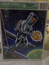 Huge lot 19 -1976-90s Star Trek Memorbilia Puzzle Calendars Records Mags Posters