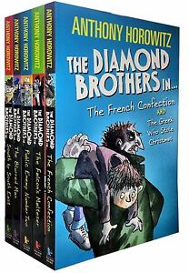 Anthony-Horowitz-The-Diamond-Brothers-Collection-7-Titles-in-5-Books-Pack-Set