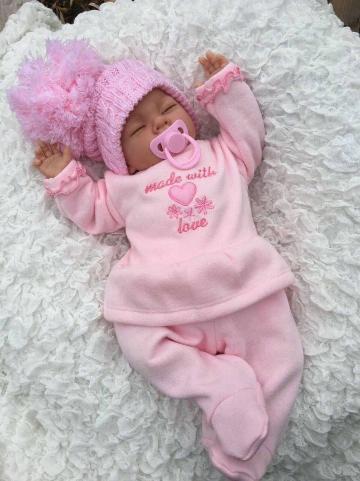 REBORN GIRL VALUE BABY FIRST REBORN SPANISH SET S S S 9cdd45