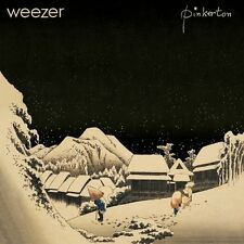 WEEZER 'Pinkerton LP NEW BLUE Colored VINYL + ART Sealed vinyl me please LIMITED