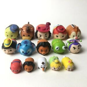15x-Tsum-Tsum-Disney-Vinyl-Figure-Lot-Small-Medium-Large-2