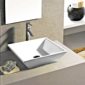 Awe Inspiring Details About Stylish Bathroom Countertop Ceramic Basin Sink Download Free Architecture Designs Viewormadebymaigaardcom