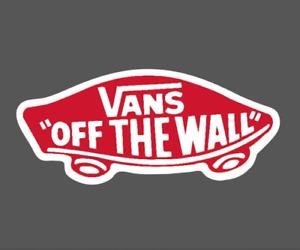 Details about Vans Sticker