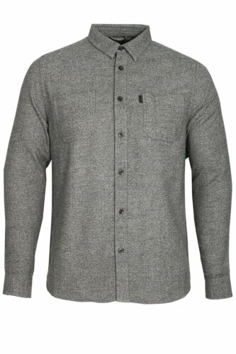 883 Chemise Longues Manches Police Tiger Grey Homme qwPFw1ft