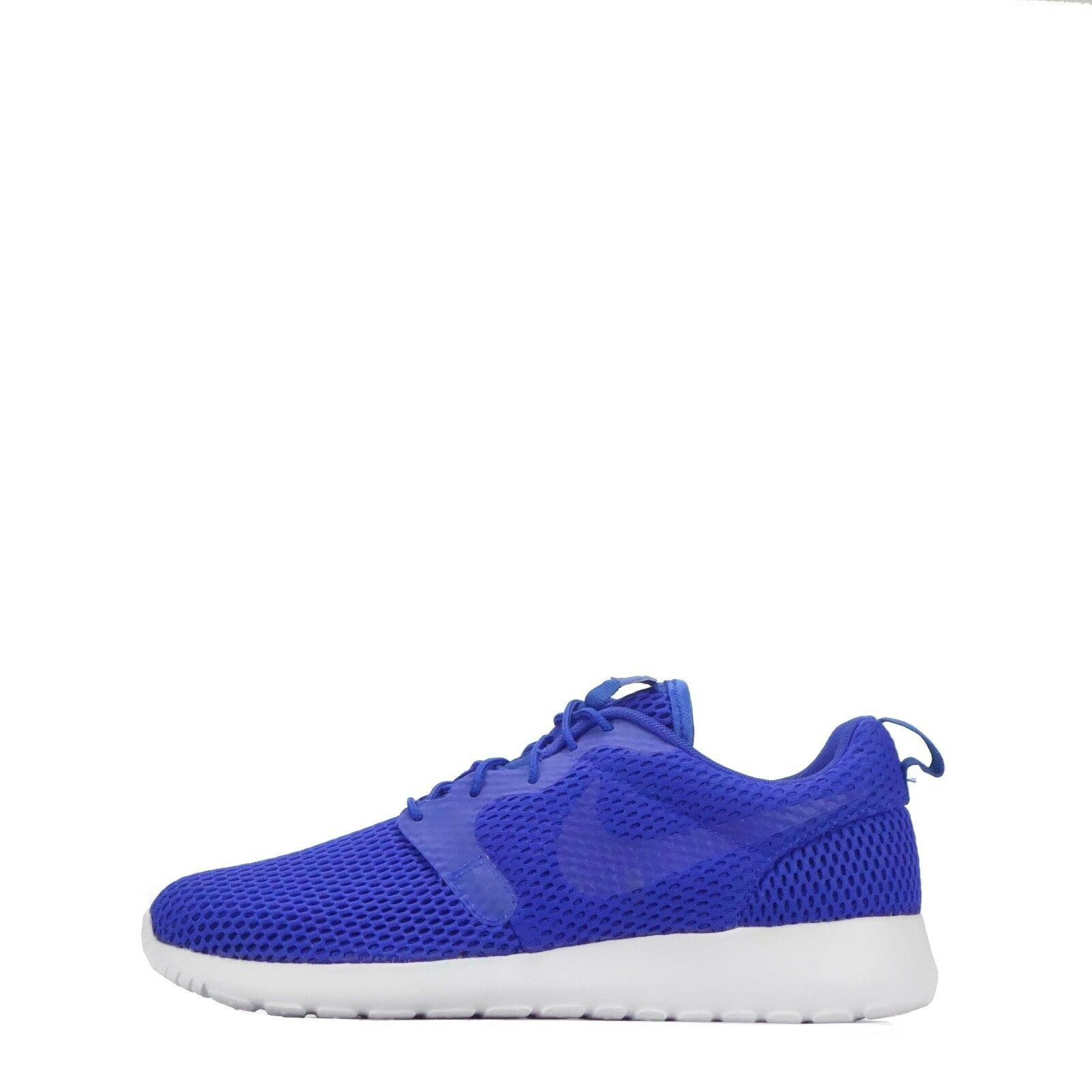 Nike Men's Roshe One Hyperfuse Breathe Men's Nike Casual Trainers Shoes in Blue/White dec0f3