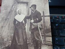SUPERB 1900S   POSTCARD  LE FACTEUR Châteauroux BERRY POSTMAN POSTAL FRANCE