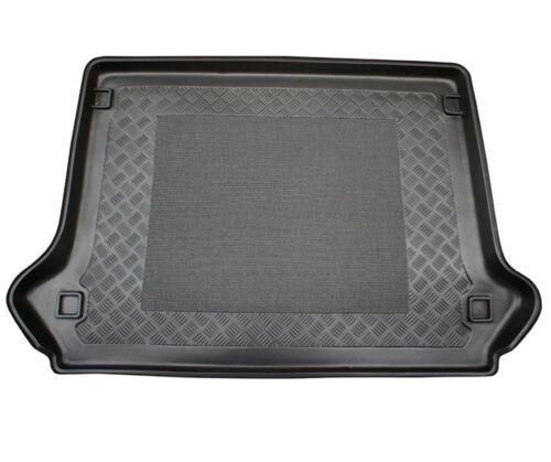 Kofferraumwanne Antirutsch für Fiat Doblo Van 2001-2010