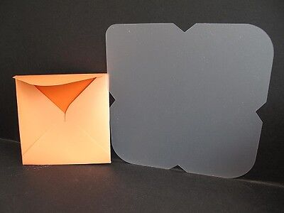1 x Plastic Elephant Template 185 x 123mm for Cardmaking Scrapbooking AM459