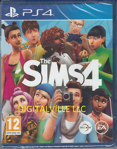 The Sims 4 PS4 Sony PlayStation 4 Brand New Factory Sealed