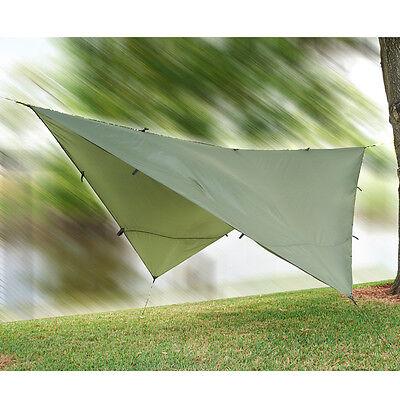 Snugpak All Weather Shelter,  Tarp, Tent, Olive Green, OD