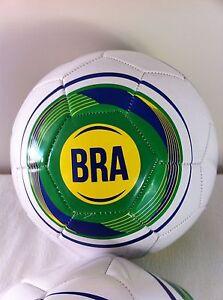 Brazil-Size-5-Football-World-Cup-Soccer-3-Balls-Brazilia-Champions-Ball-ball-NEW